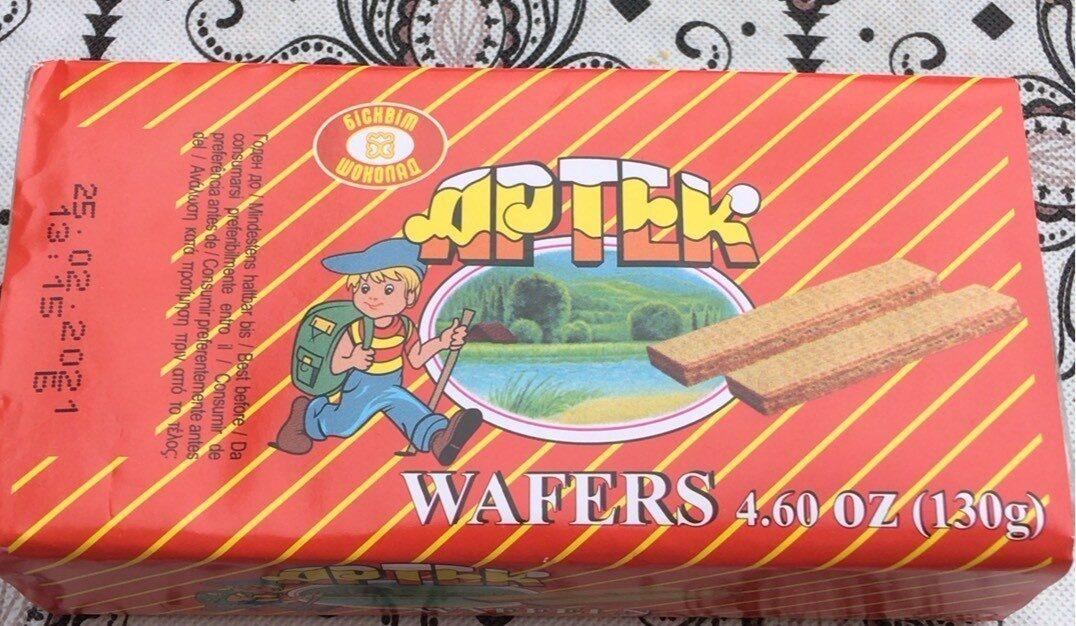 Waffers - 产品 - en