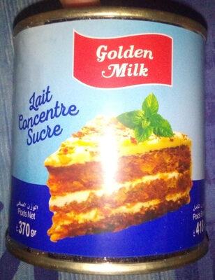 lait concentré sucré - Product - fr