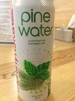 Pine water - Product - ru