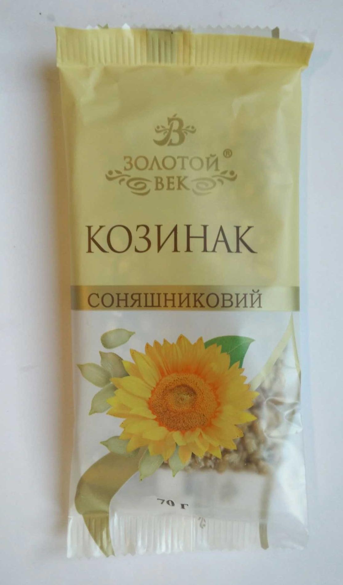 Козинак соняшниковий - Produit