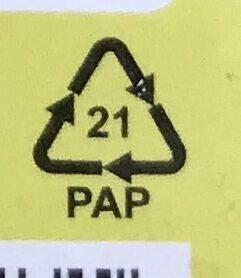 Šnek Bob - Instruction de recyclage et/ou informations d'emballage - fr