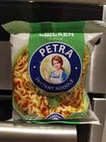 Instant noodle chicken flavour - Produktas - en