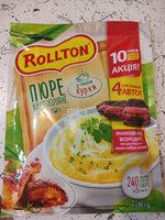 Rollton пюре картопляне - Prodotto - ru