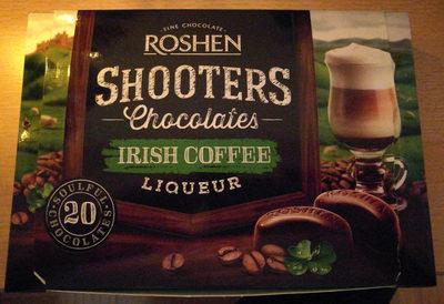 Irish coffee liqueur - Product