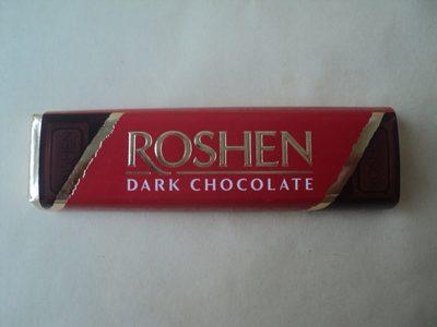 Roshen Baton de ciocolata cu umplutura cu gust de ciocolata fondanta - Product