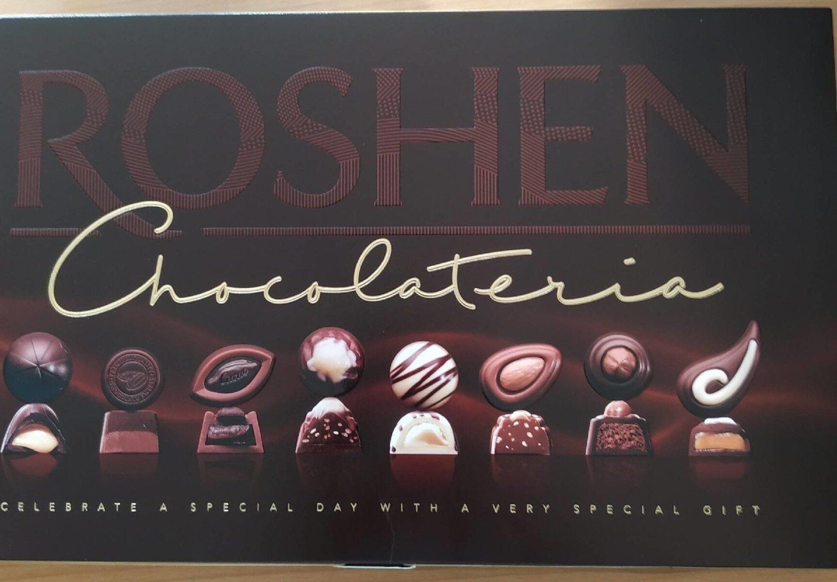 Chocolat - Продукт - en