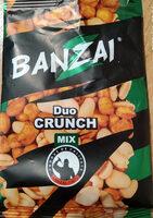 Banzai Duo crunch - Product - ro