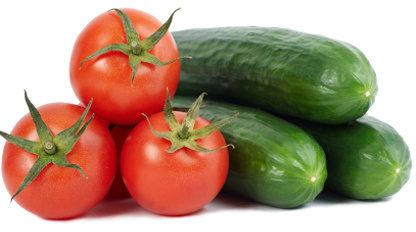 Cucumber & Tomato - Product - ka