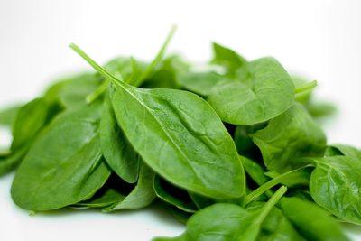 Spinach Packaging - Ingredients - ka