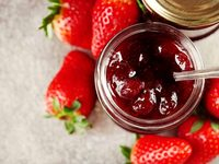 Strawberry Jam - Product - ka