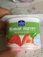 Живой йогурт - Product