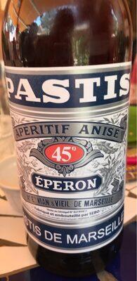 Pastis - Prodotto - fr