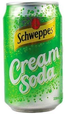 Schweppes Cream Soda - Product - fr