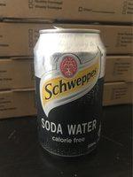 Soda Water - Produit - fr