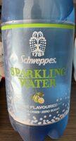Sparkling Water Lime Flavoured - Produit - en