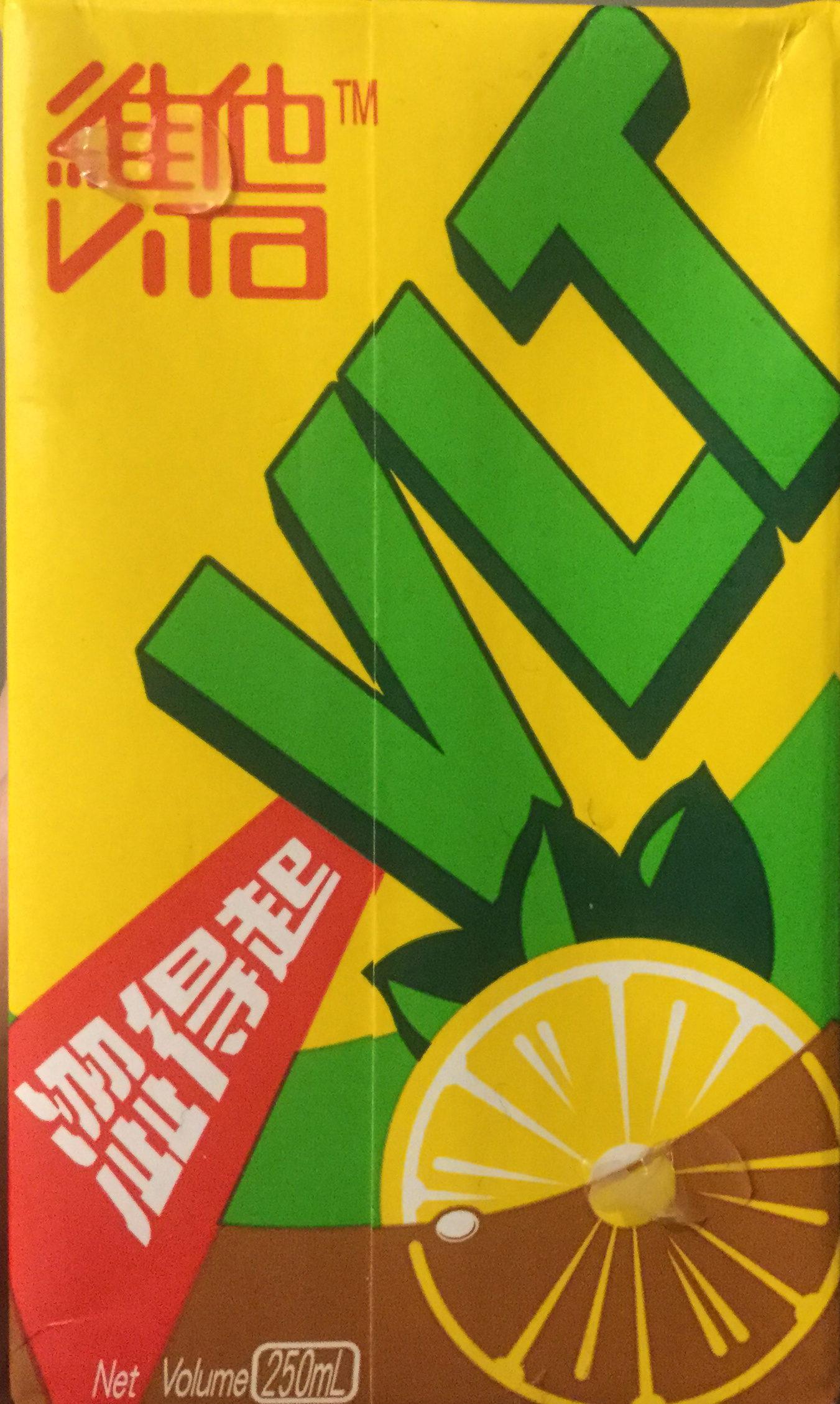 Vita TM Lemon Tea Drink - Product - en