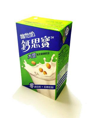 維他奶鈣思寶大豆高鈣健康飲品 - 原味 - Produit - zh