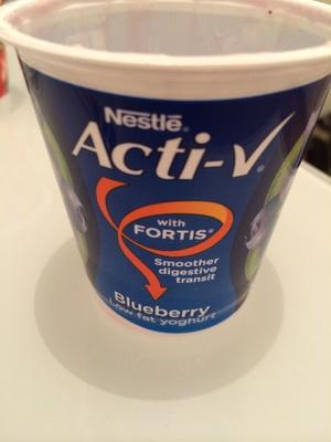Acti-V Blueberry - Product