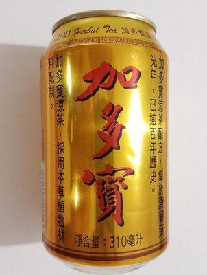 JiaDuoBao Herbal Tea - Product