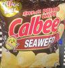 Calbee seaweed - Product