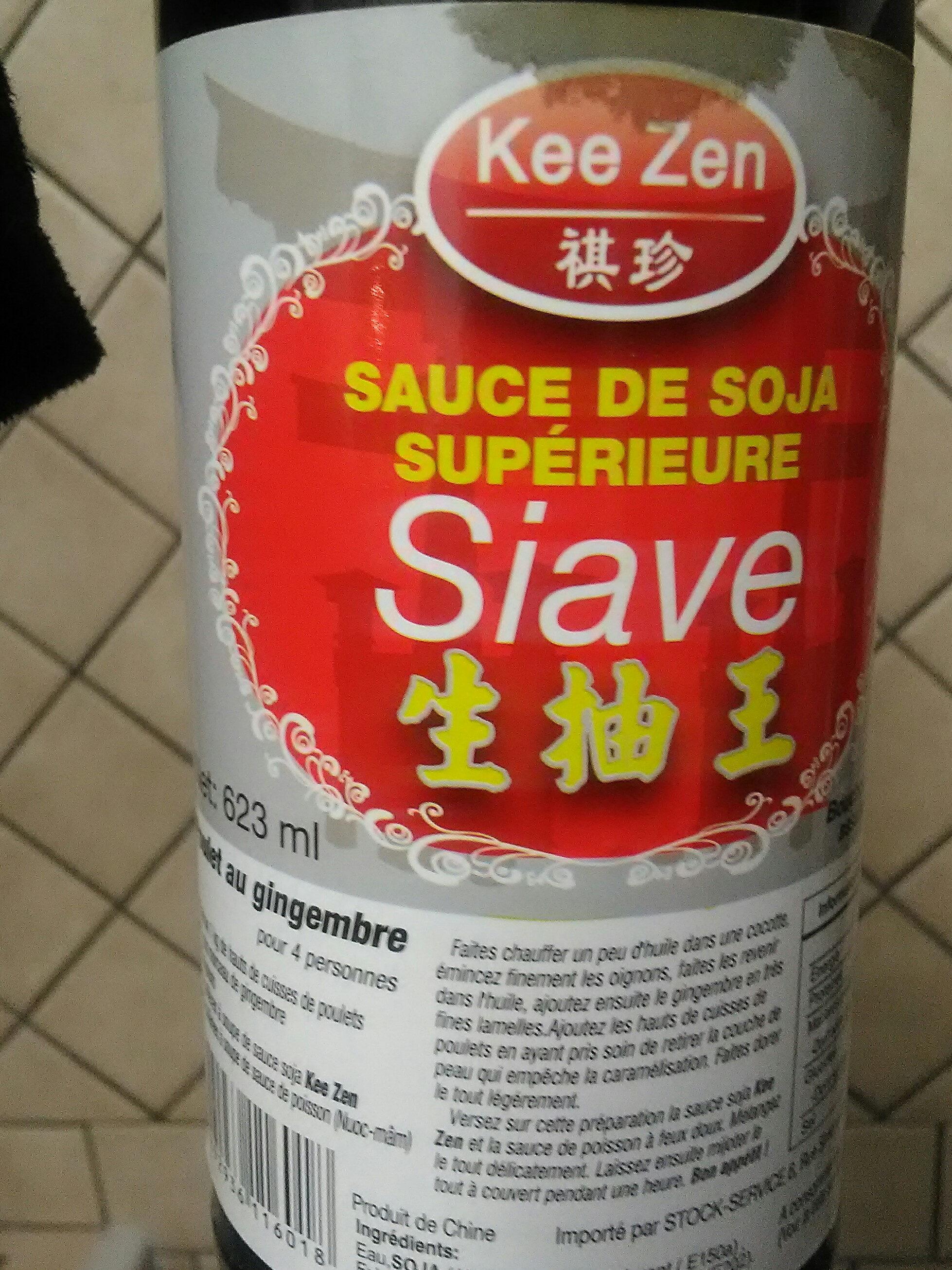 Sauce De Soja Supérieure - Product