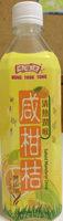 Salted mandarin drink - Produit - en