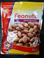 Spice Peanuts - Product - en