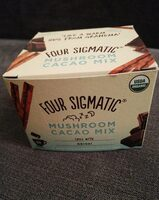 Four Sigmatic - Mushroom cacao mix - Produit