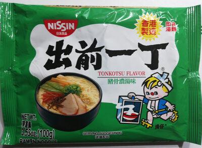 Demae Ramen Tonkotsu Flavor - Product