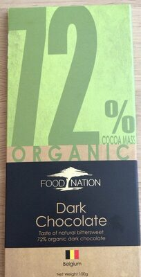 Dark chocolate - Produkt