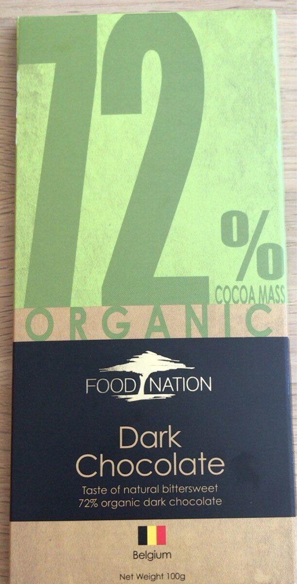 Dark chocolate - Produkt - fr
