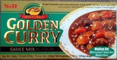 Golden curry medium - Prodotto - fr