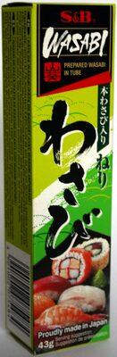 Pâte de Wasabi - Produkt - de