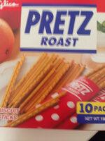 Pretz Roast Biscuit Sticks - Product - en