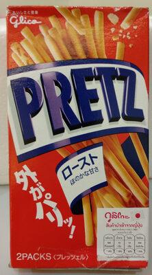เพรทซ์รสออริจินัล - Product