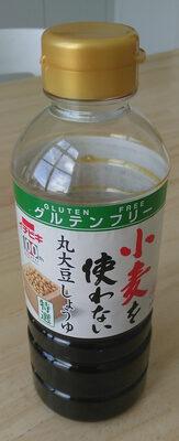 Sauce soja sans gluten - Produit - de