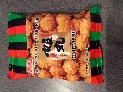 Amanoya, Himemaru Japanese Rice Cracker - Produkt