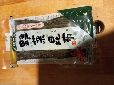 Japanese kombu, Oguraya brand - 产品