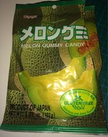 Melon Gummy Candy - Product