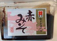 Suppenpaste, dunkel Aka Shiro Miso - Prodotto - de