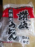 Udon noodles - Produit