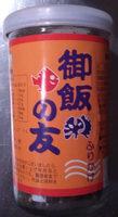 assaisonnement pour le riz (gohan no tomo furikake) - Product