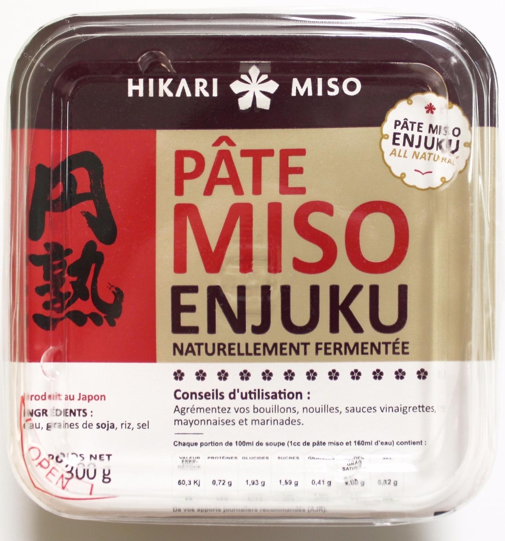 Pâte Miso Enjuku - Product