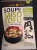 Soupe Miso Tofu Instantanée - Product