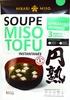Soupe miso tofu - Product