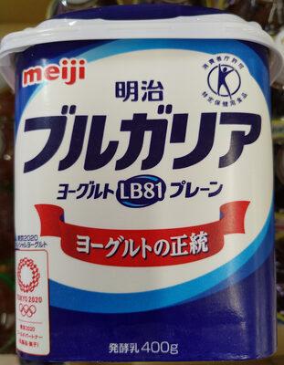 Bulgaria yogurt - 製品 - ja