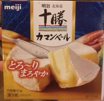 Hokkaido camembert - 製品 - en