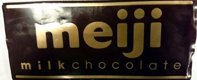 Milk Chocolate - Product