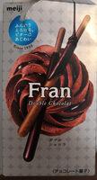 Fran double chocolat - Produit - ja