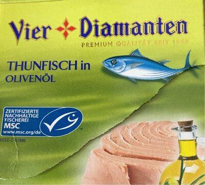 Thunfisch in Olivenöl - Produkt - de